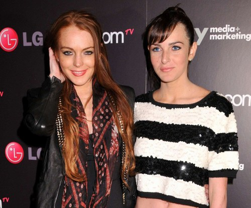 lindsey-and-aliana-lohan